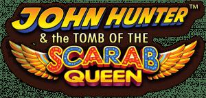 John Hunter and Scarab Queen Online Slots Pragmatic Play Logo