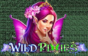 Wild Pixies Free Online Slot Tournament Pragmatic Play Logo