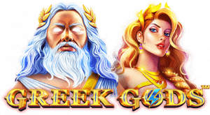 Greek Gods Free Online Slots Tournament Pragmatic Play Logo