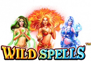 Wild Spells Free Online Slots Tournament Pragmatic Play Logo