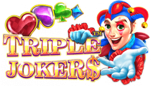 Triple Jokers Free Slots Tournaments Pragmatic Play Logo