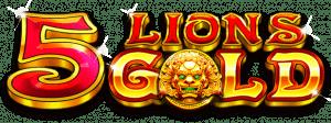 5 Lions Gold Online Free Slots Tournaments Pragmatic Play Logo