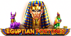 Egyptian Fortunes Slots Tournaments Games Pragmatic Play Logo