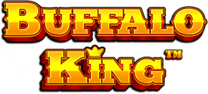 Buffalo King Free Online Slot Tournament Pragmatic Play Logo