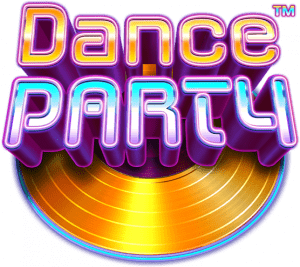 Dance Party Free Online Slots Pragmatic Play Logo