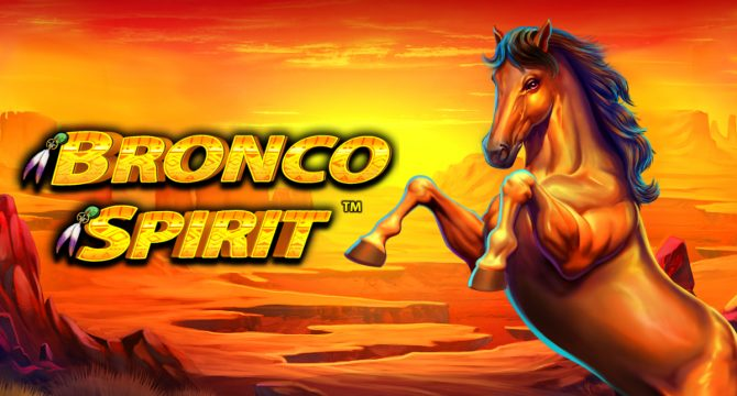 Bronco Spirit Free Online Slot Games Pragmatic Play Banner