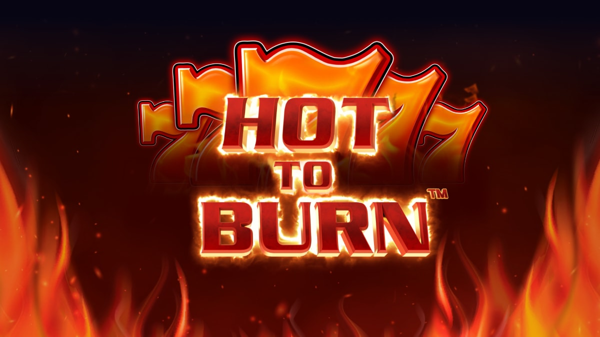 hot to burn banner