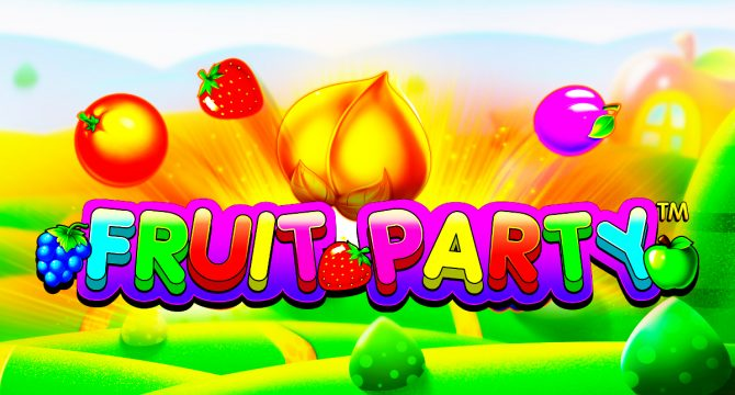 Fruit Party Free Online Slot Game Pragmatic Play Banner