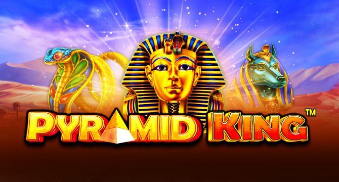 pyramid king-banner