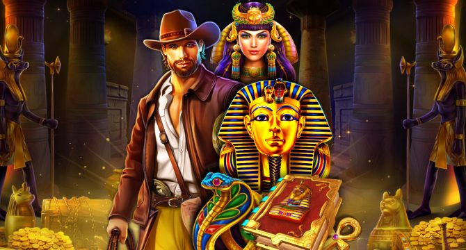 Egyptian Slots Online Free Pragmatic Play Banner