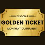 Season 4 Golden Monthly Ticket
