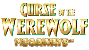 Curse of the Werewolf Megaways Pragmatic Play Slots Logo