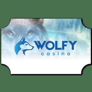 Wolfy Casino Ticket