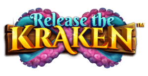 Release the Kraken Free Online Slots Games Pragmatic Play Logo