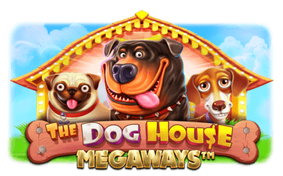 โลโก้ The Dog House Mega Ways