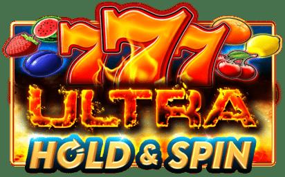 Ultra Hold & Burn โลโก้