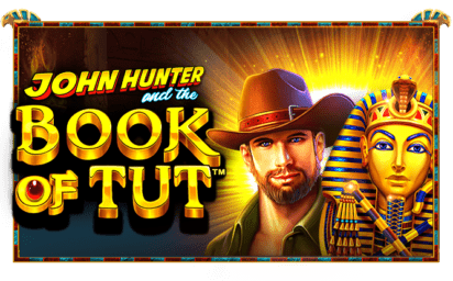 John Hunter & the Book of Tut Slot