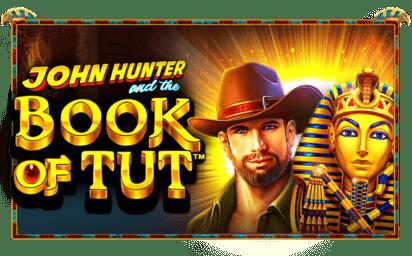 John Hunter & the Book of Tut Slot