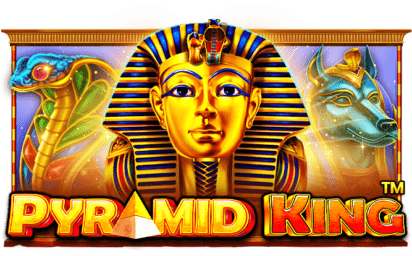 Pyramid King Video slot Logo
