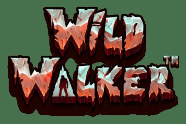 Wild Walker สล็อต โลโก้