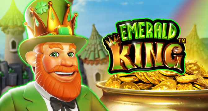 Emerald King Video Slot