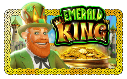 Emerald King โลโก้ สล็อต