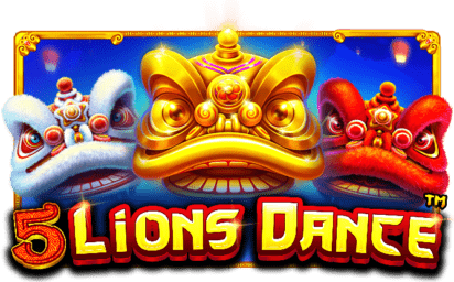 5 Lions Dance video slot