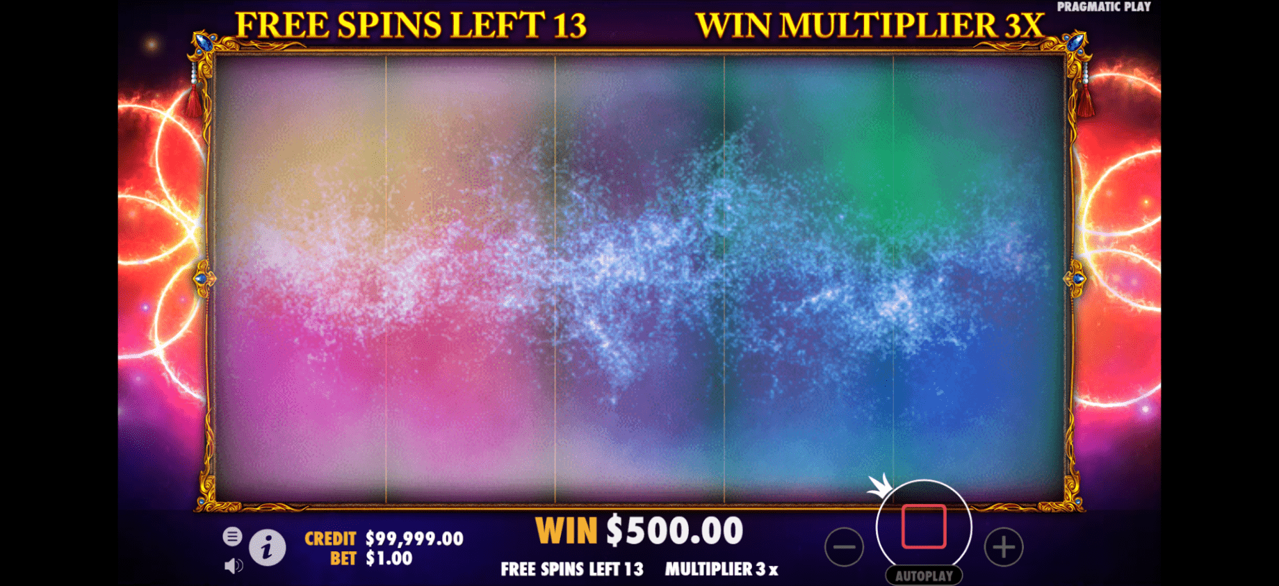 Madame Destiny video slot free spins reveal
