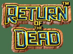 Return of the Dead Free Online Slot Game Pragmatic Play Logo