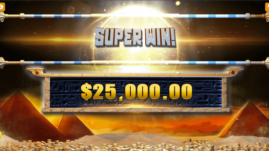 Return of the Dead Video slot Super win