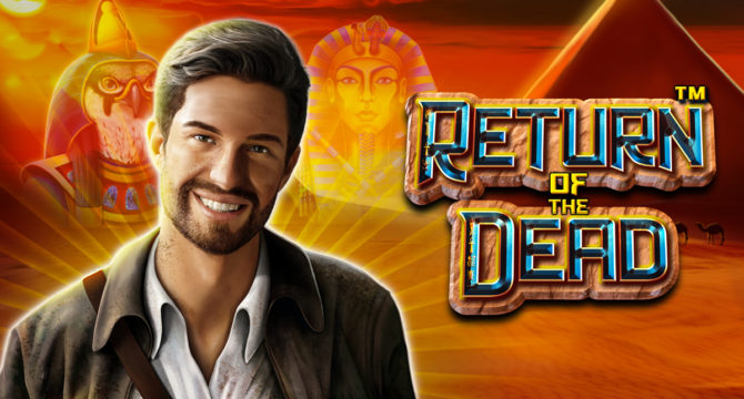 Return Of The Dead video slot