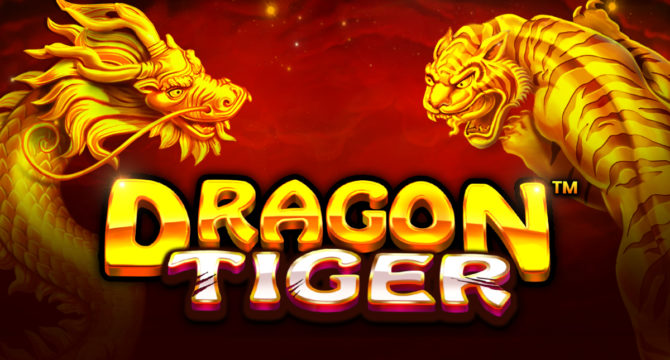 Dragon Tiger Video Slot Banner