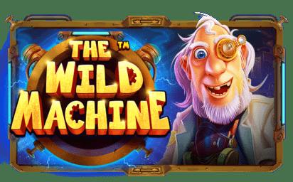 The Wild Machine video slot