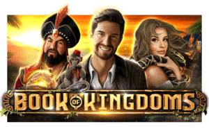 Book of Kingdoms Video Slot Logo
