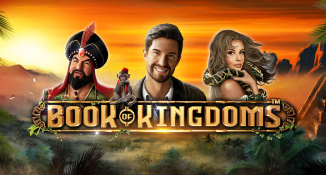 Book of Kingdoms Video Slot Article Banner