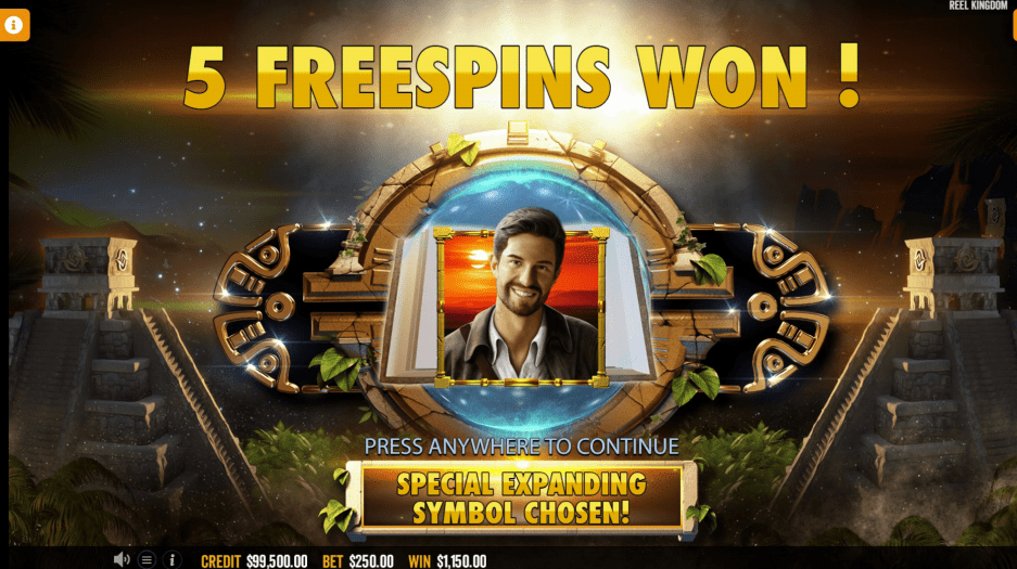 Book Of Kingdoms Video slot free spins won