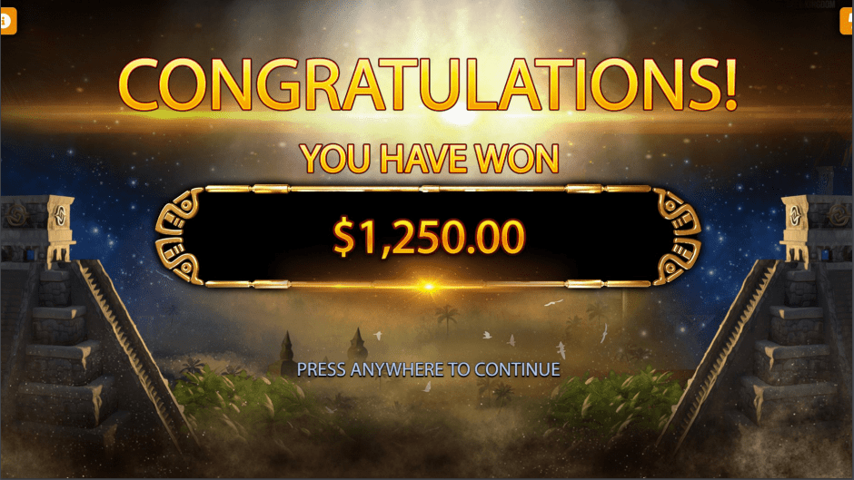 Book Of Kingdoms Video slot big win