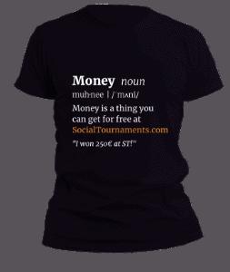 T-shirt - Money