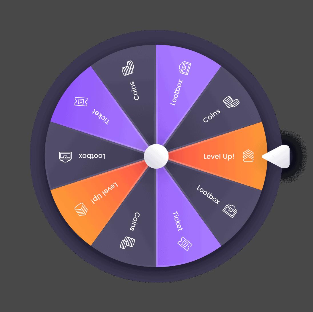 Epic Prize Wheel
