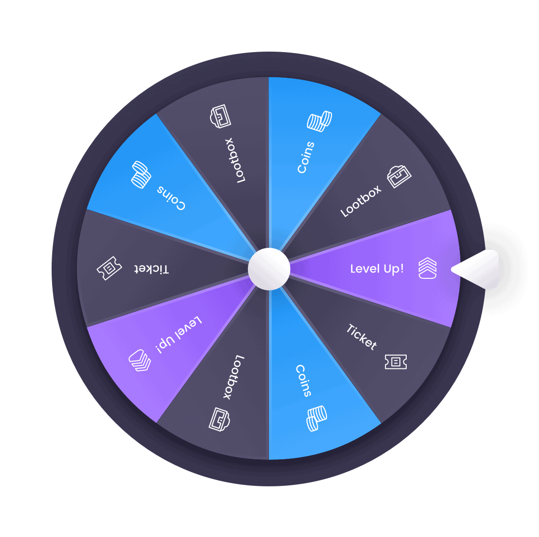 Rare Prize Wheel