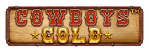 Cowboys Gold Free Online Slot Game Pragmatic Play Logo
