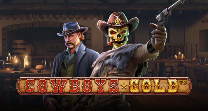 Cowboys Gold Video Slot game