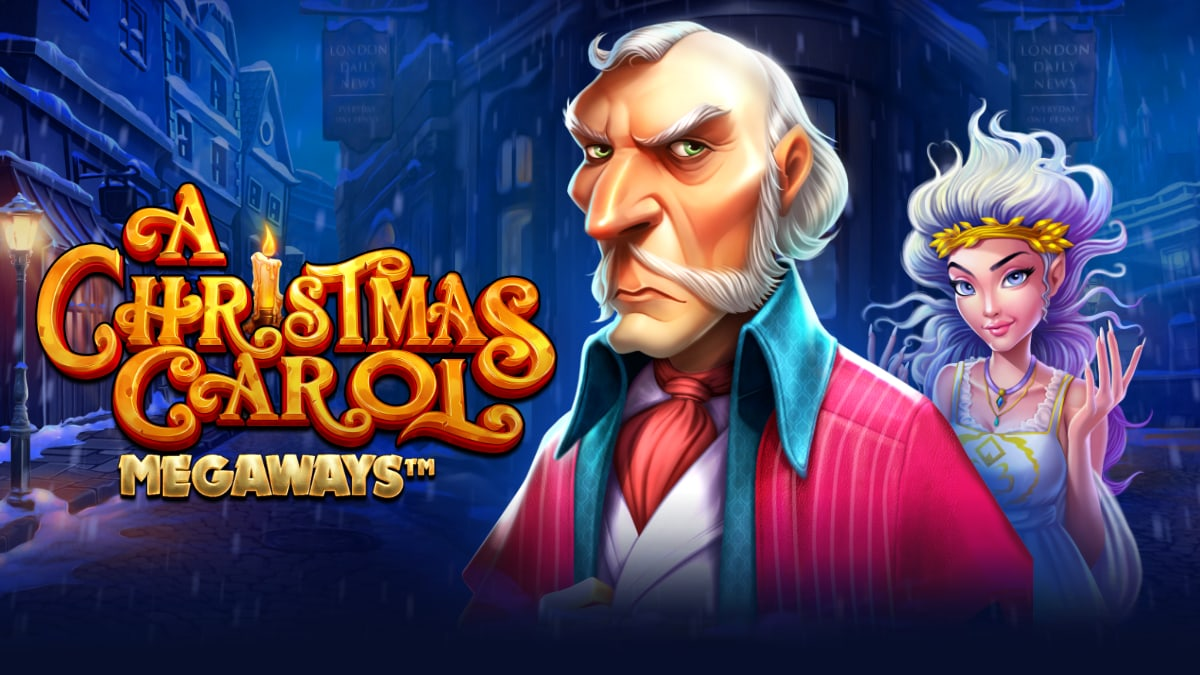 Christmas Carol Megaways Video Slot Article Banner