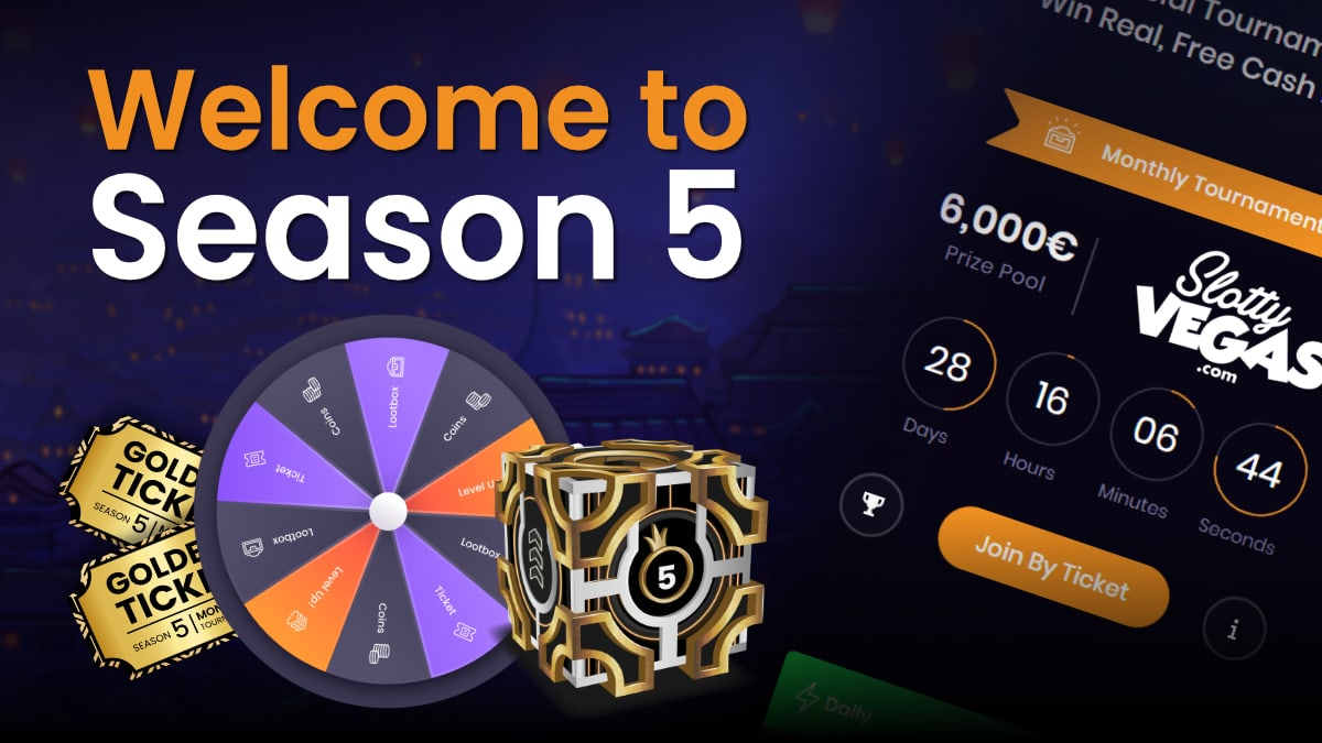 Season 5 Launch Social Tournaments