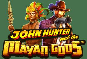 John Hunter Mayan Gods Free Online Slots Pragmatic Play Logo