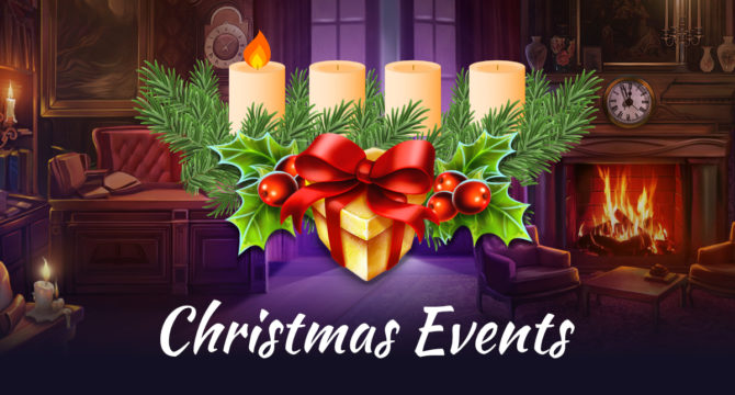Christmas at Social Tournaments Article Banner