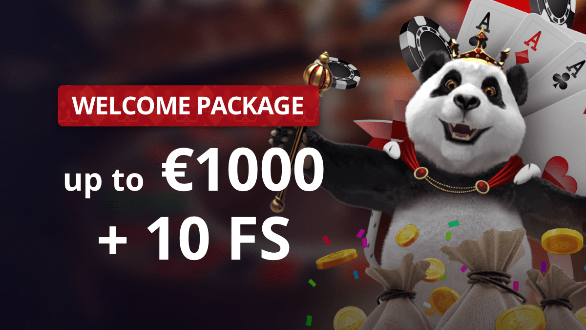 Royal Panda Online Casino Play Real Slot Games For Money
