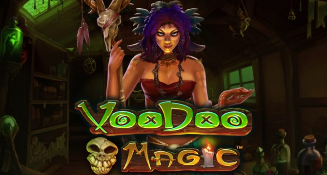 Voodoo Magic Video Slot Article Banner