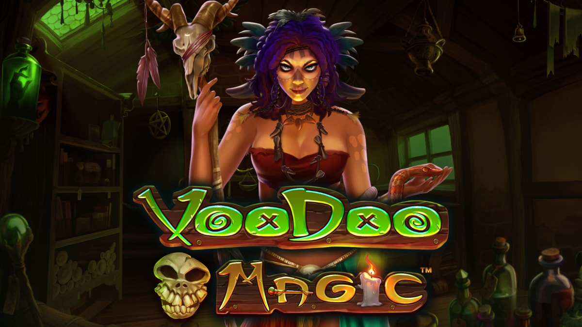 Voodoo Magic – Slot Video yang bakal dilancarkan oleh Pragmatic Play