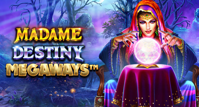 Madame Destiny Megaways Video Slot Article Banner